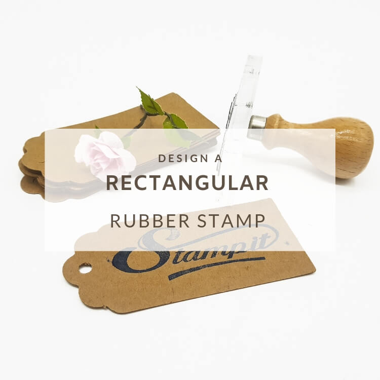 Custom Rubber Stamps British Quality Handmade And Shipped Same Day