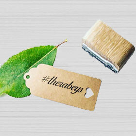 English Oak rubber stamps